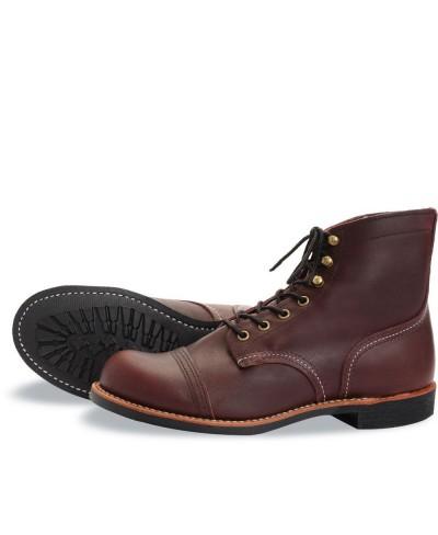 Iron Ranger Boots en Cuir...