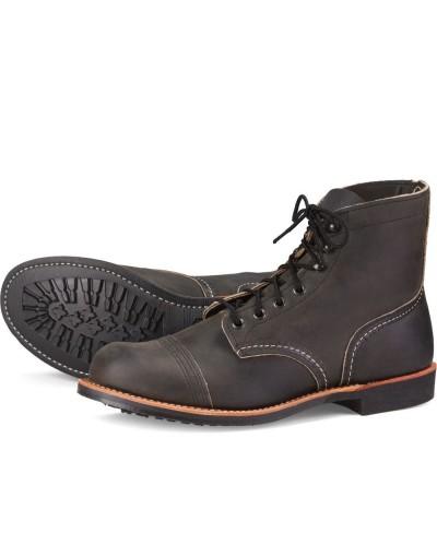 Men's Iron Ranger Leather...