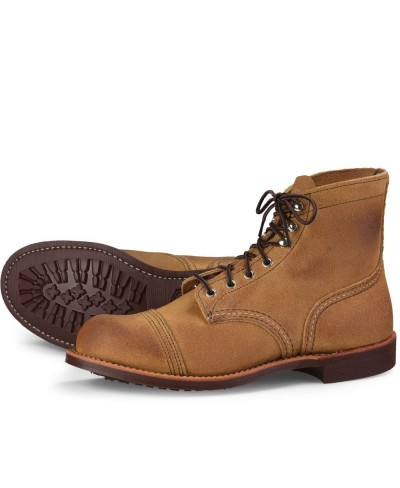 Men's Iron Ranger Leather...