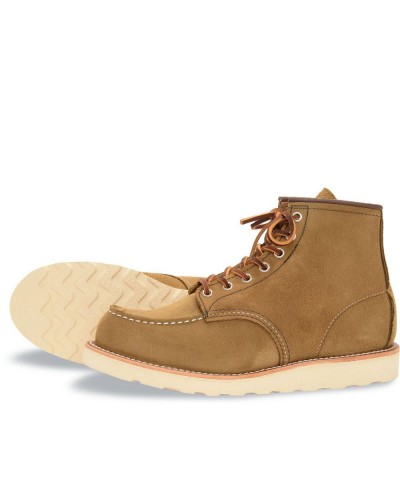 Herren Leather- Classic Moc...