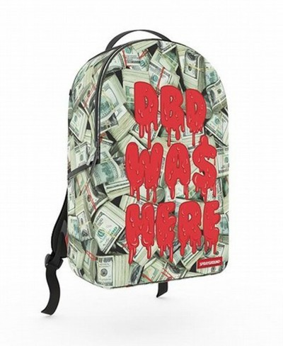 Mochila DBD Was Here Money...