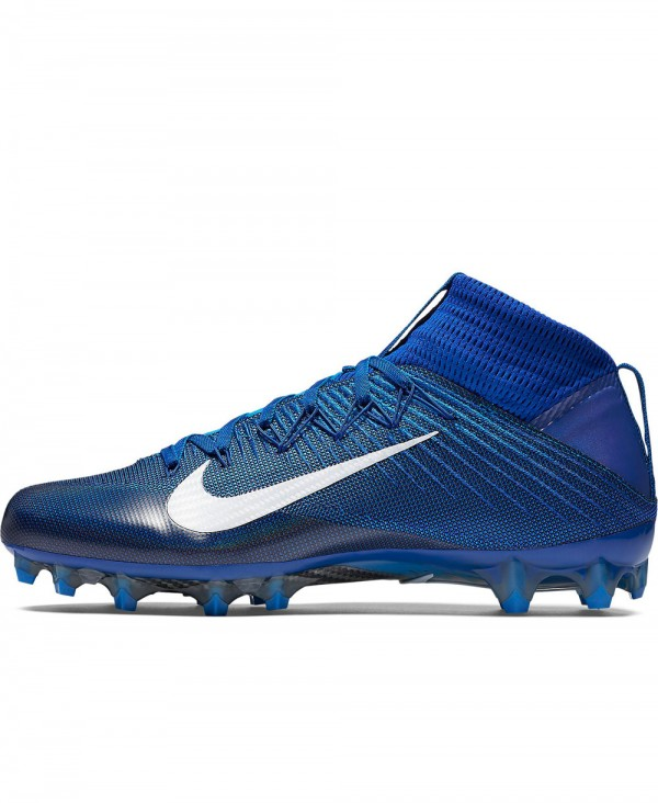Nike Men s Vapor Untouchable 2 American Football Cleats Racer Blue cf05406c4bc91