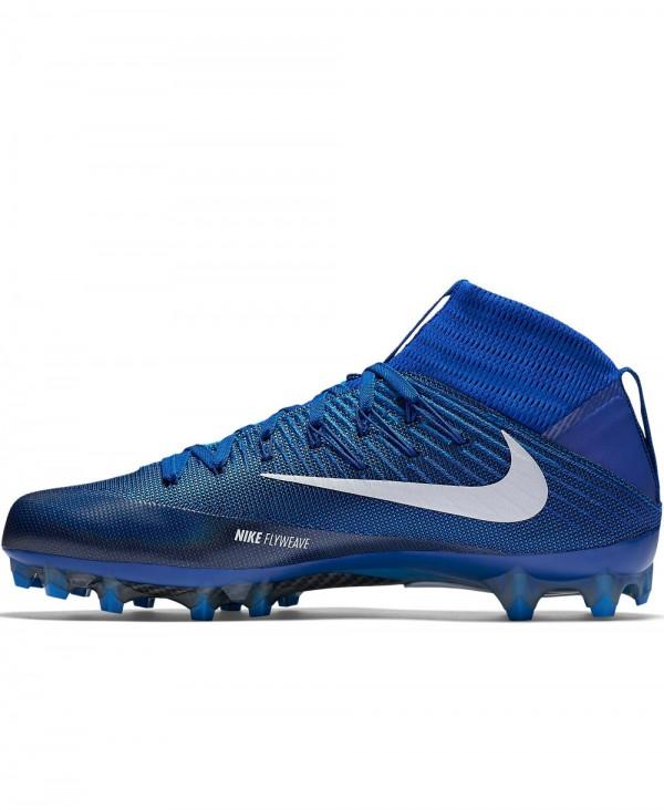 83669c13672 Nike Men s Vapor Untouchable 2 American Football Cleats Racer Blue