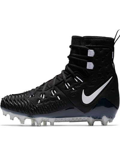 Men's Force Savage Elite TD American Football Cleats Black