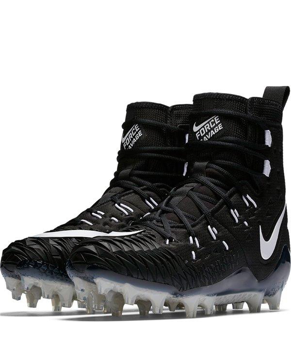 e051289ff Nike Men s Force Savage Elite TD American Football Cleats Black