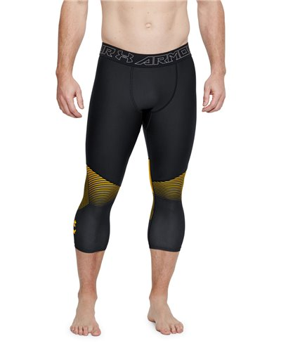 Project Rock Vanish Leggings Uomo Black