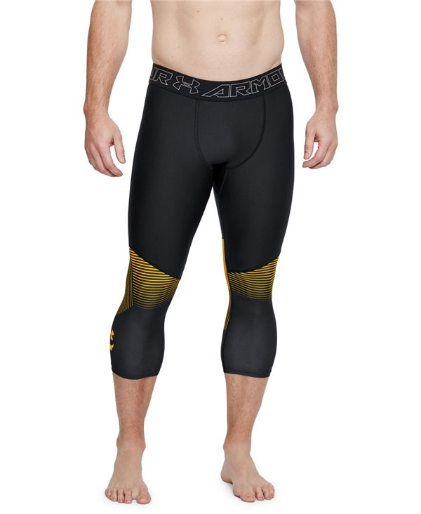 Project Rock Vanish Leggings para Hombre Black