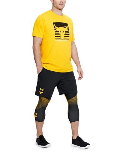 Project Rock Vanish Legging Homme Black