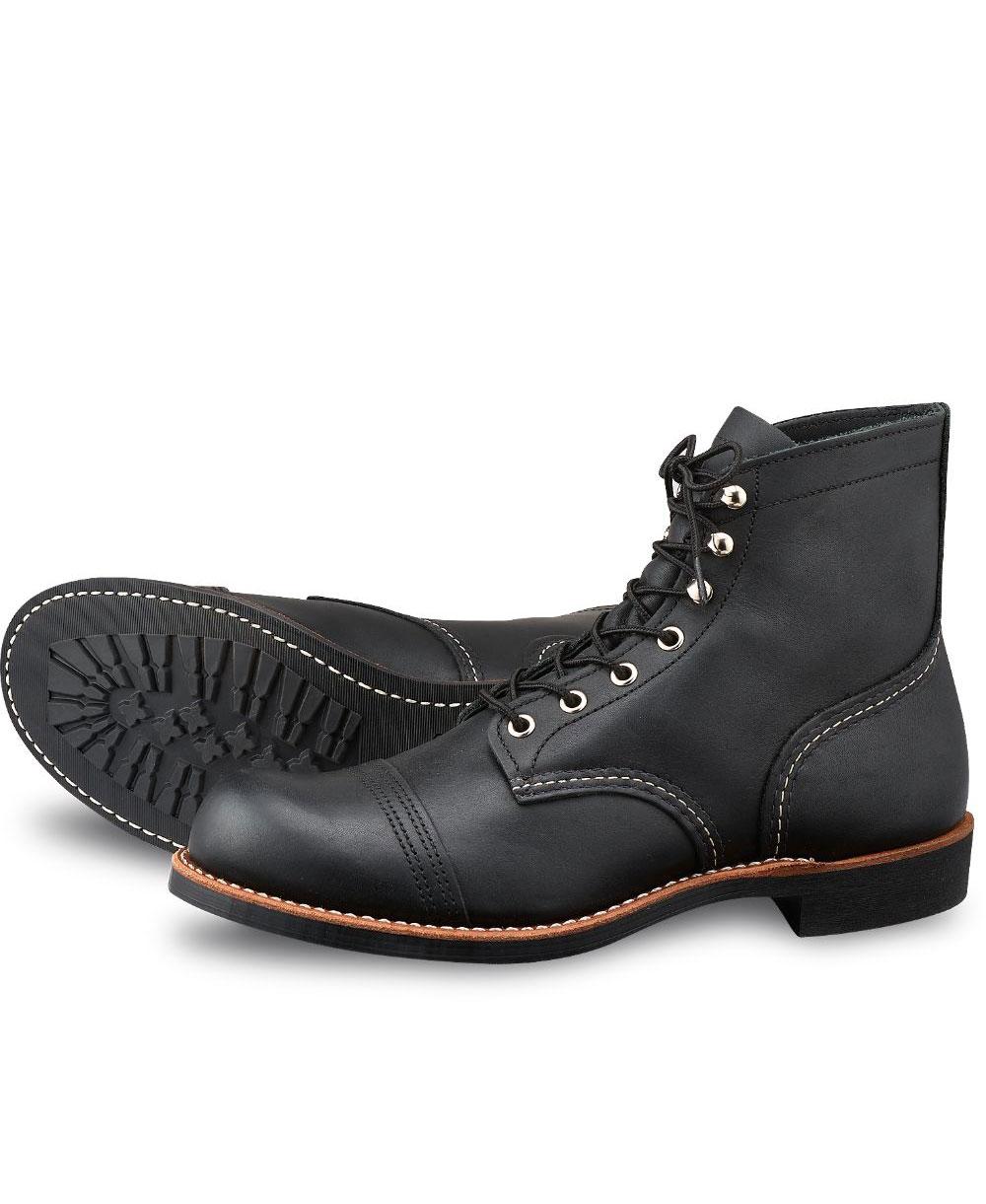 Men's Iron Ranger Leather Boots 8084