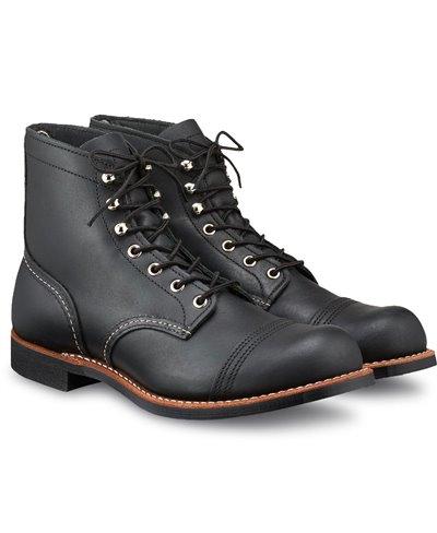 Iron Ranger Boots en Cuir Homme 8084