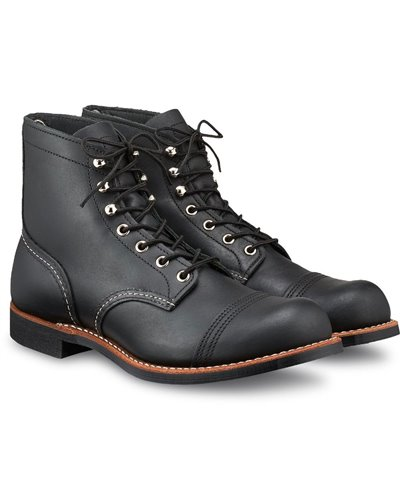 Men's Iron Ranger Leather Boots 8084