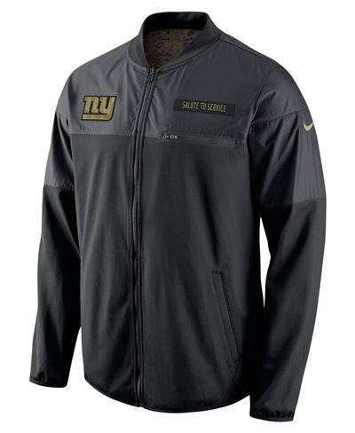 Men's Jacket STS Hybrid NFL Giants