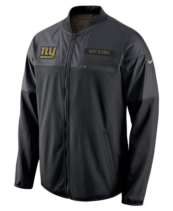 Men's Jacket STS Hybrid NFL Giants