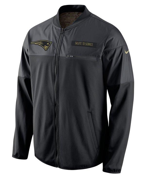 Men's Jacket STS Hybrid NFL Patriots