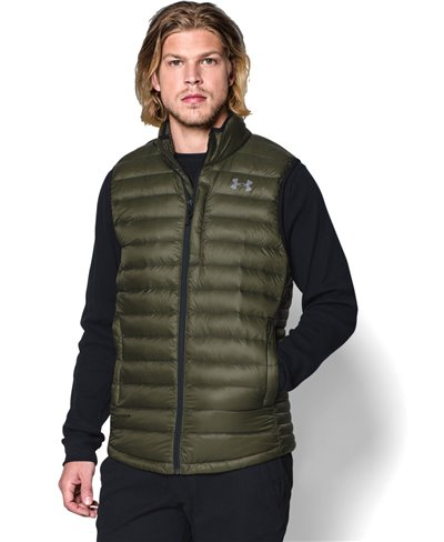 Storm ColdGear Infrared Turing Chaqueta sin Mangas para Hombre Greenhead