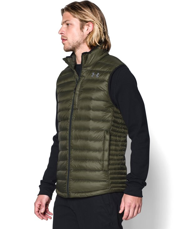 Storm ColdGear Infrared Turing Veste sans Manches Homme Greenhead