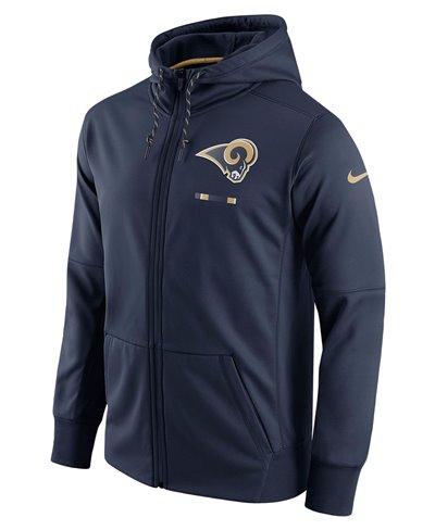 Men's Hoodie Therma NFL Rams