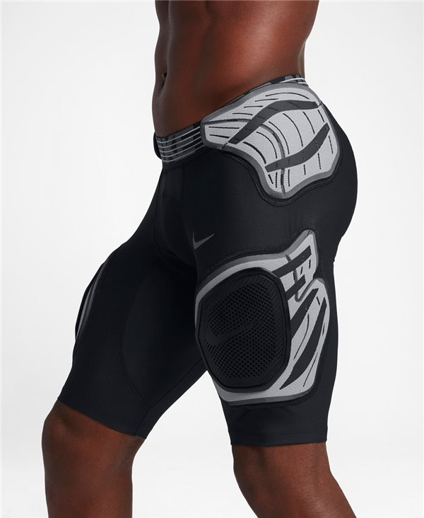 Pro Hyperstrong Pantalones de Fútbol Americano para Hombre Black