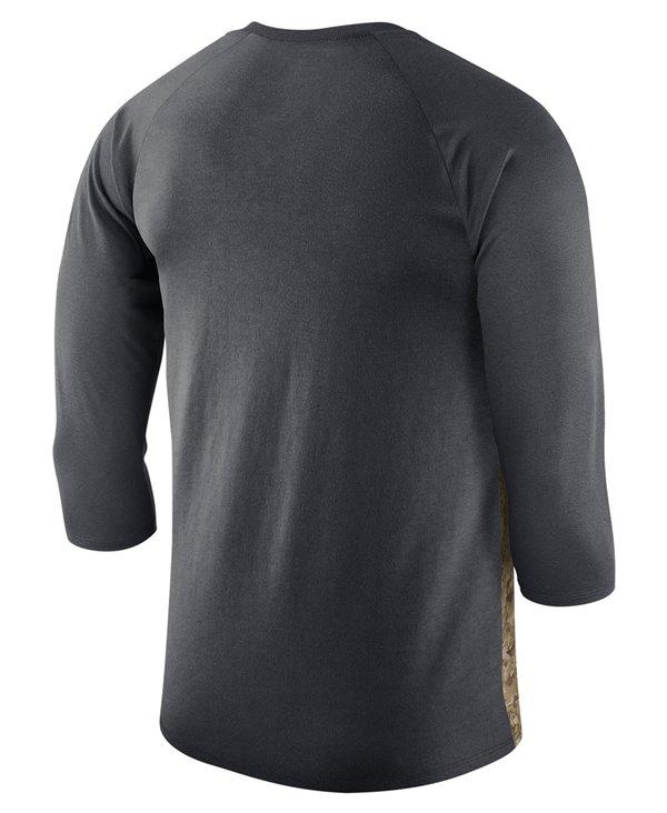 Herren T-Shirt Dry Legend STS Raglan NFL Raiders