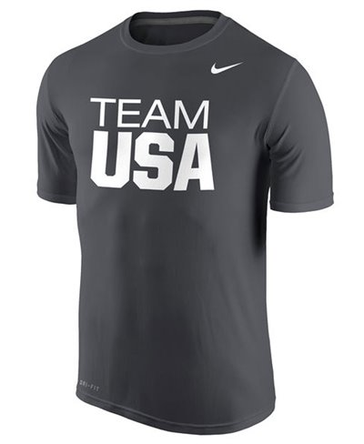 Herren T-Shirt Team USA