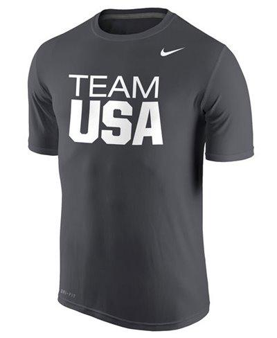 Herren T-Shirt Team USA