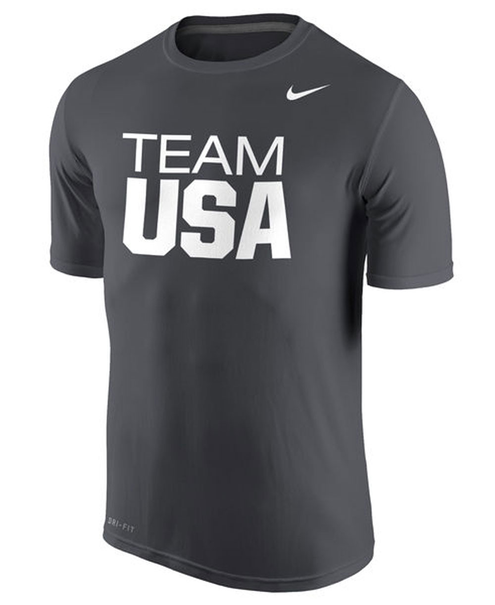 Team USA T-Shirt Uomo