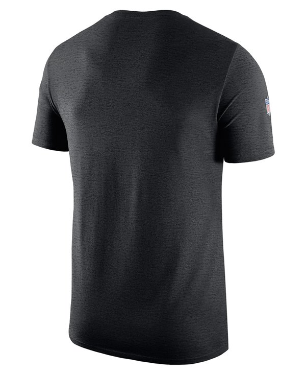 Dry Coaches T-Shirt Homme NFL Raiders