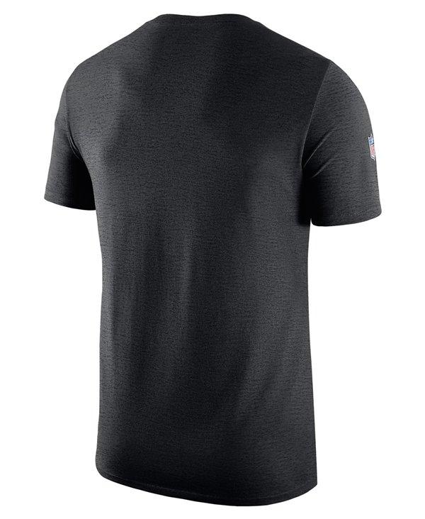 Herren T-Shirt Dry Coaches NFL Raiders