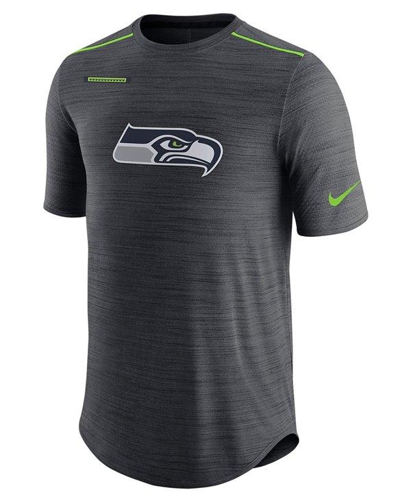 Dry Player T-Shirt Uomo NFL Seahawks