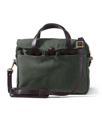 Men's Rugged Twill Original Briefcase Otter Green