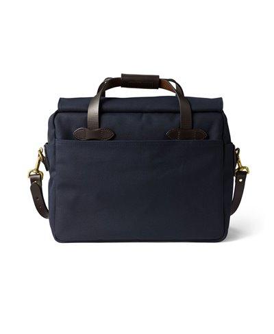 Herren Rugged Twill Laptop-Tasche Navy