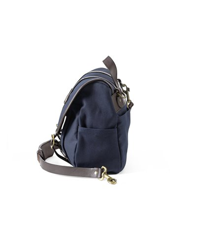 Herren Medium Rugged Twill Business-Tasche Navy