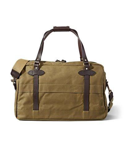 48-Hour Tin Cloth Duffle Bag Tan