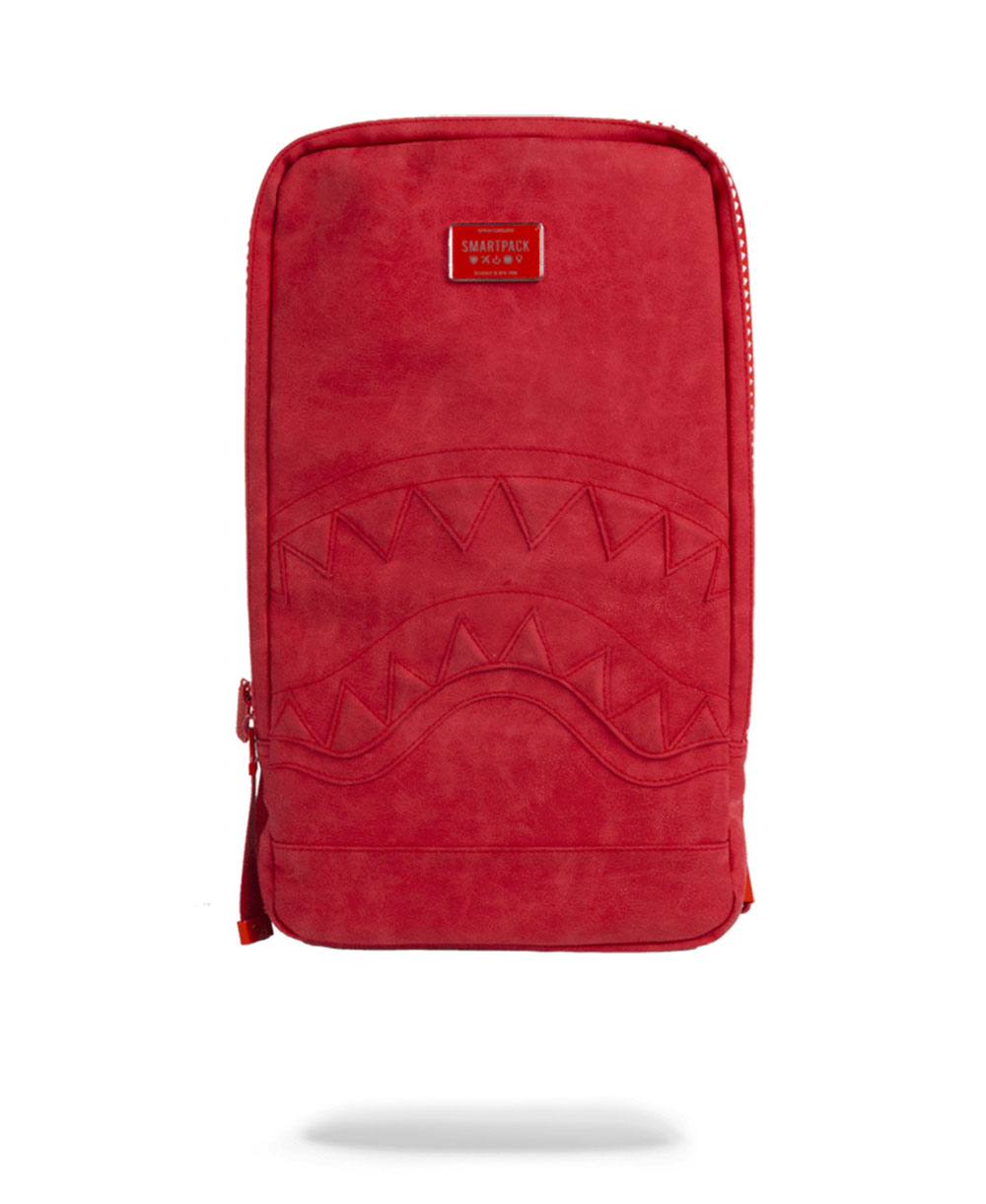 Men's Shark Smartpack Computer Bag Red