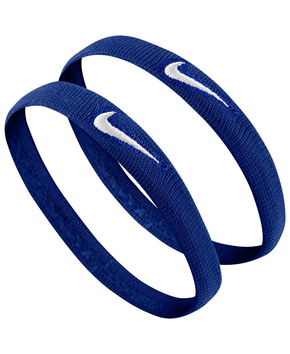 Dri-FIT Skinny Bicep Bands Blue