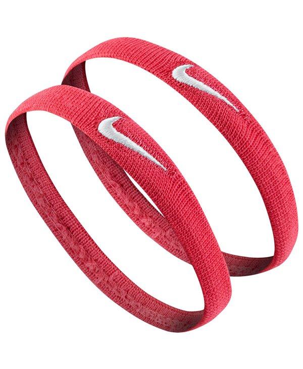 Dri-FIT Skinny Bicep Bands Red