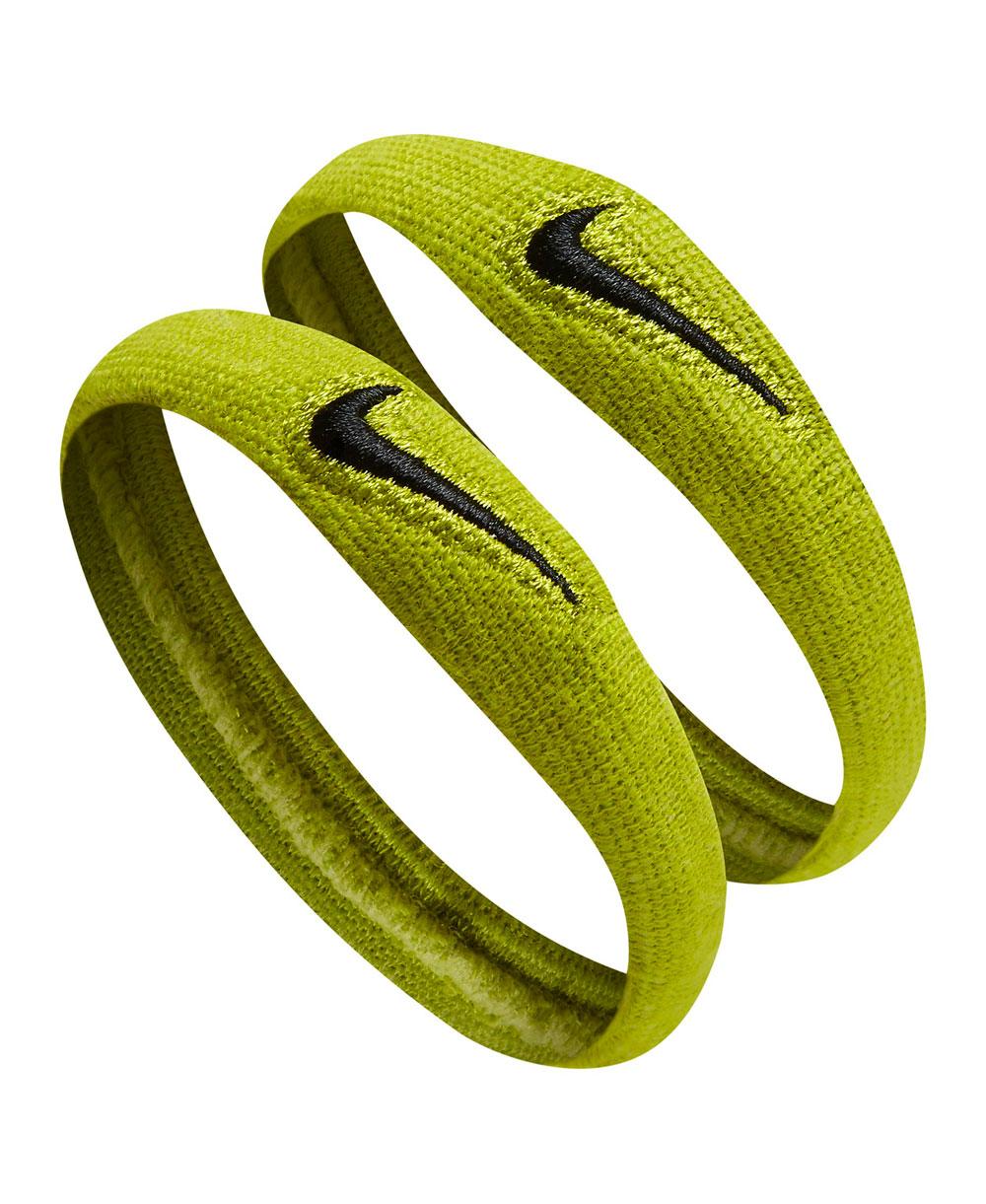 Dri-FIT Skinny Bicep Bands Green