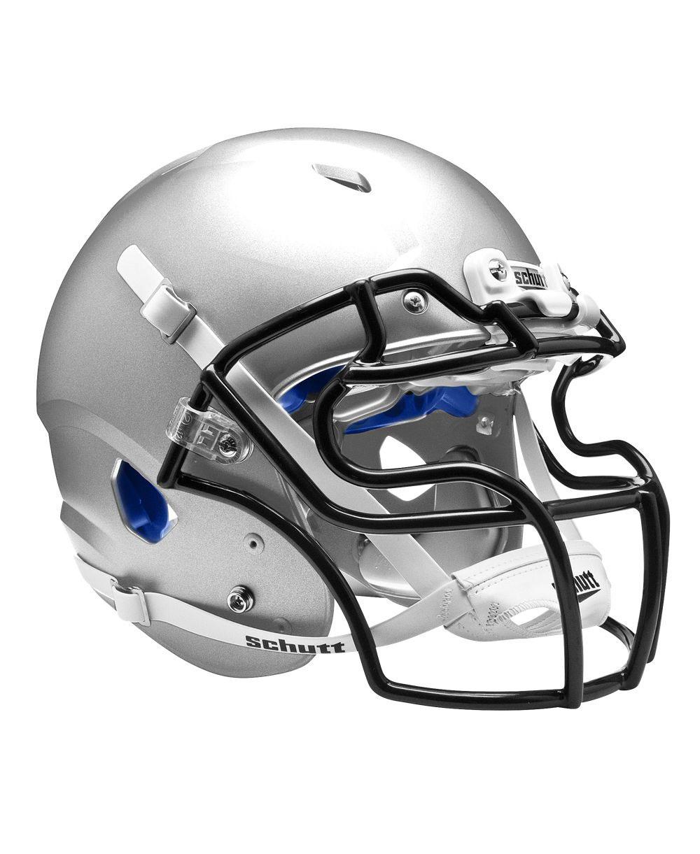 Team Vengeance SL-DCT Casques de Football Américain Metallic Silver