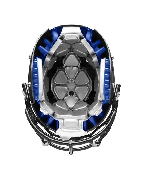 Team Vengeance SL-DCT Football Helmet Black