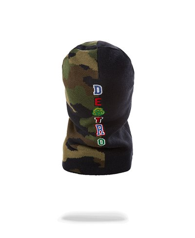 Men's Balaclava Destroy Camo
