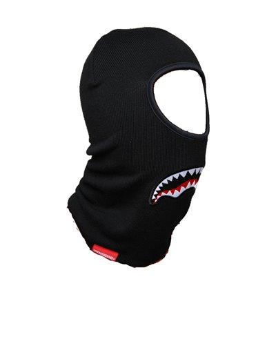 Sharkmouth Passamontagna Uomo Black