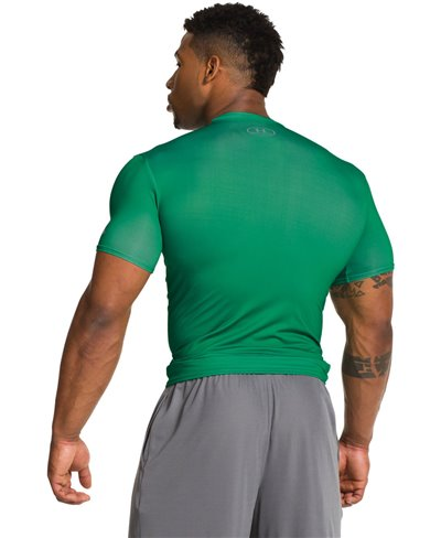 Alter Ego T-shirt Compression à Manches Courtes Homme Hulk Chrome