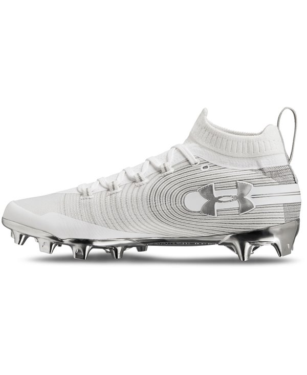 Men's Spotlight MC American Football Cleats White
