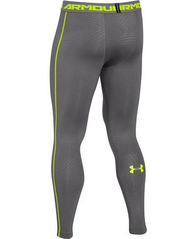98f512d54d9e6 Under Armour HeatGear Armour Printed Men's Leggings Graphite