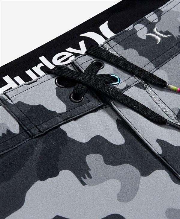 Herren Boardshorts Phantom JJF 2 Black