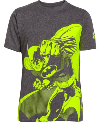 Kids Short Sleeve T-Shirt Alter Ego Batman