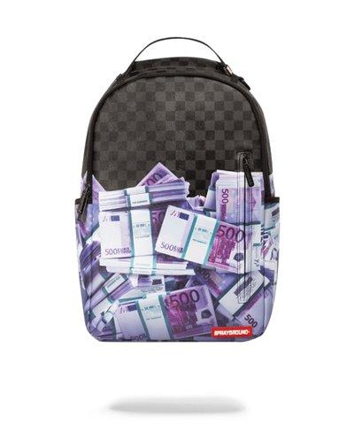 Zaino 500 Euros Banned
