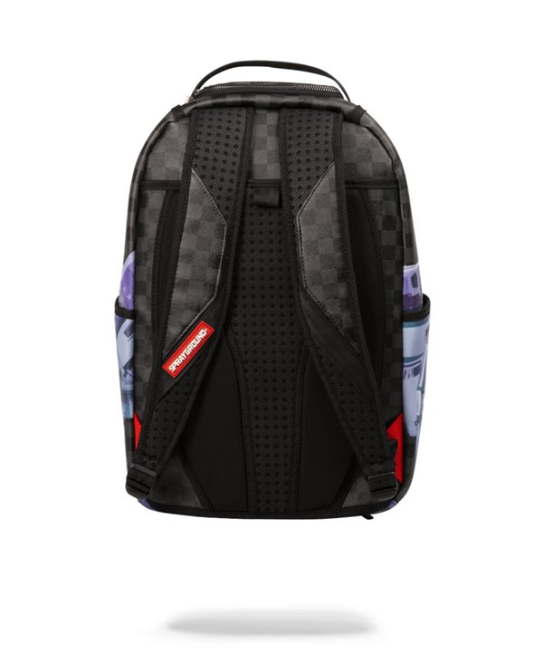 500 Euros Banned Backpack
