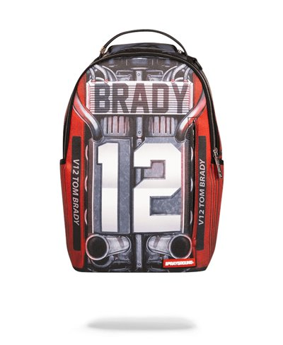 Brady 12 V-12 Backpack