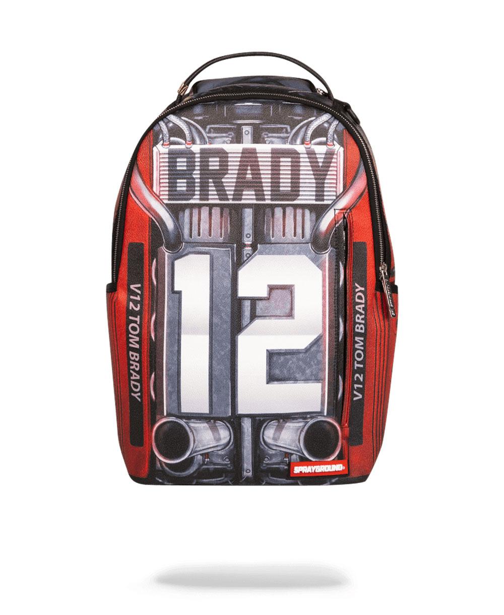 Mochila Brady 12 V-12